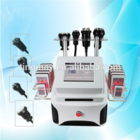 Manufactory ultrasonic rf vacuum cavitation machine weight loss device TM-913