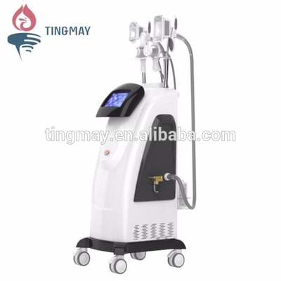 Best Anti cellulite ultrasound cavitation rf cryolipolysis system lipo laser machine