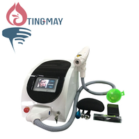 Carbon Laser Peel Skin Rejuvenation ND YAG Laser Machine