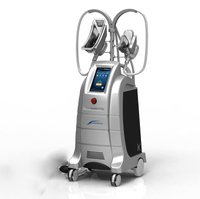ETG50-4S fat freeze slimming cryolipolysis 4 handles criolipolisis machine