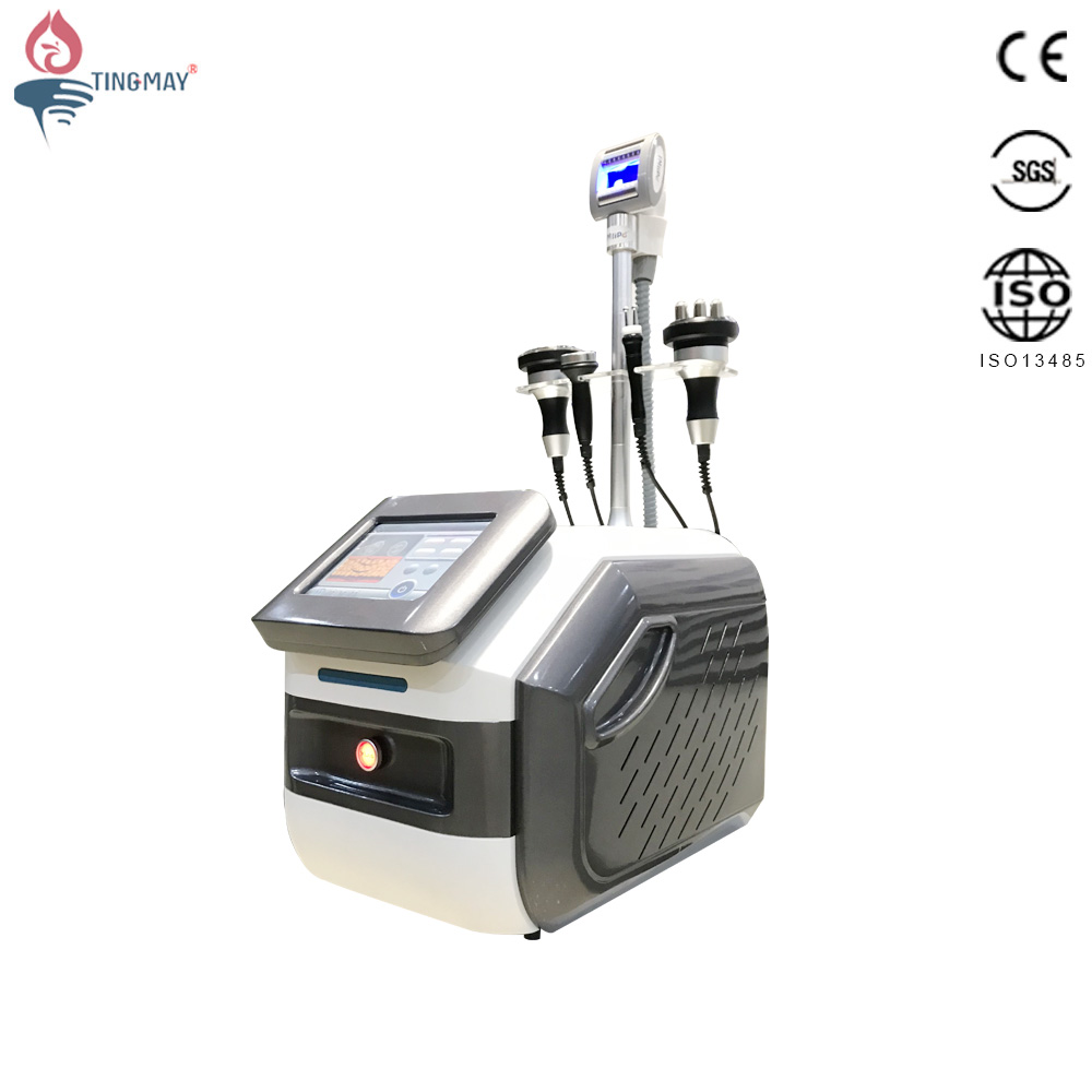New Products 2020 Velashape EMS Vacuum Roller Cavitation RF Body Slimming Machine Fat Loss TM-925